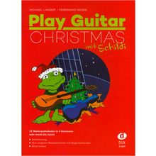 Edition Dux Play Guitar Christmas Schildi