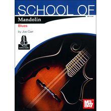 Mel Bay School Of Mandolin – Blues
