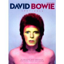 Wise Publications David Bowie 1947 - 2016