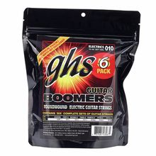 GHS Boomers Light 10-46 6-Pack
