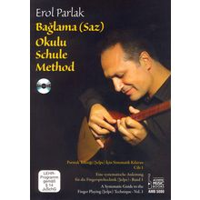 Acoustic Music Books Baglama Saz Method