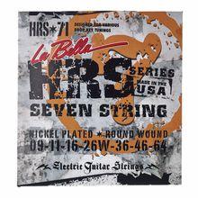 La Bella HRS-71 El. Guitar RWNP