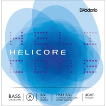 Daddario H613-3/4L Helicore Bass A L