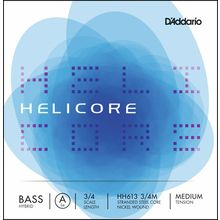 Daddario HH613-3/4M Helicore Bass A Med