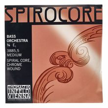 Thomastik Spirocore E Bass 3/4 medium