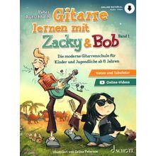 Schott Gitarre Lernen Zacky & Bob 1