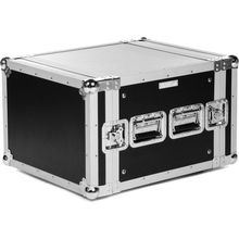Flyht Pro Rack 8U Double Door Profi