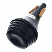 Thomann Trumpet Straight Black-Plastic