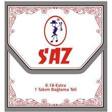 Saz 652A Short Neck Saz Str. Extra