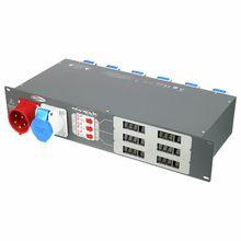 Showtec PSA-16A3C Power Distributor