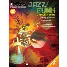 Hal Leonard Jazz Play-Along Jazz/Funk