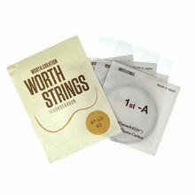 Worth Strings BT-LG Tenor Ukulele Set