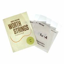 Worth Strings CM Concert/Soprano Ukulele Set