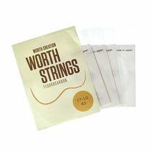 Worth Strings CT-LG Tenor Ukulele Set