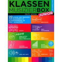 Doblinger Musikverlag Klassenmusizierbox Junior