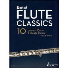 Schott Best Of Flute Classics