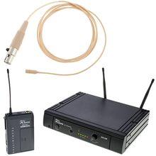 the t.bone TWS 16 BodymiKeT 600 MHz Set