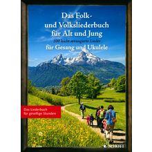 Schott Folk und Volk Gesang/Ukulele