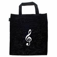 agifty Shopping Bag G-Clef