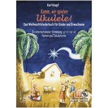 Acoustic Music Books Komm wir spielen Ukulele/Weihn