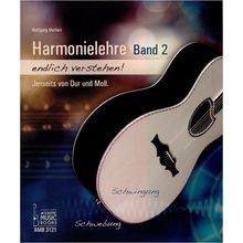 Acoustic Music Books Harmonielehre verstehen 2