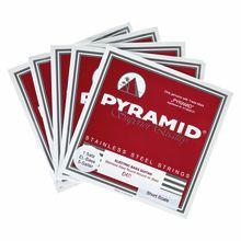 Pyramid short scale 5-string set