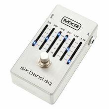 MXR 6 Band Equalizer Silver