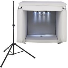 Isovox Mobile Vocal Booth 2 Stand Set