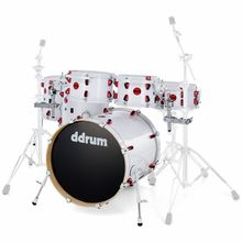 DDrum Hybrid Kit Satin White