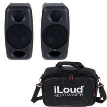 IK Multimedia iLoud Micro Monitor Bag Bundle