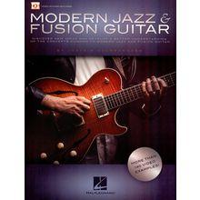 Hal Leonard Modern Jazz & Fusion Guitar