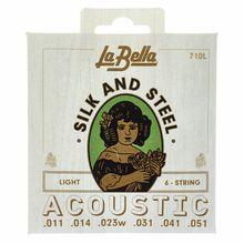 La Bella 710L Silk & Steel L