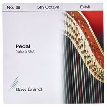 Bow Brand Pedal Natural Gut 5th E No.29