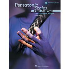 Hal Leonard Pentatonic Scales For Guitar