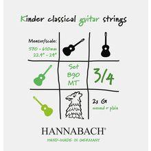 Hannabach 890MT 3/4