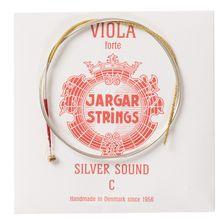 Jargar Silver Viola String C Forte