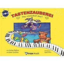 Mitropa Music Tastenzauberei Spielheft 1
