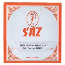 Saz KT25C Kemence Strings Set