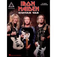 Hal Leonard Iron Maiden 25 Metal Master