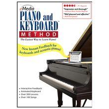 Emedia Piano and Keyboard Method-Win