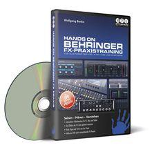 DVD Lernkurs Behringer FX Praxistraining