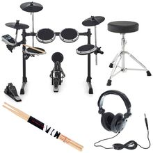 Behringer XD8USB E-Drum Set Bundle