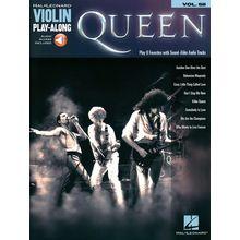 Hal Leonard Violin Play-Along Queen