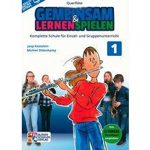Bläser-Schulen-Verlag Gemeinsam Lernen 1 Flute