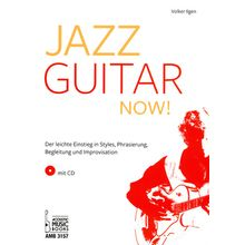 Acoustic Music Books Jazz Guitar Now !