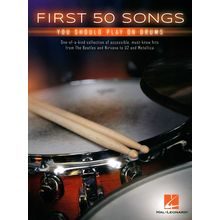 Hal Leonard First 50 Songs You Should Play