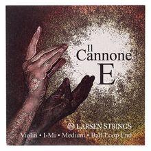Larsen Il Cannone Violin String E Med