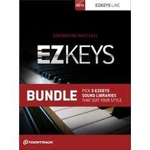 Toontrack EZkeys Bundle