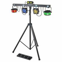Stairville LED BossFx-1 Pro Bundle Comple
