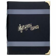 Rolf Handschuch Music Folder Symphonie Black